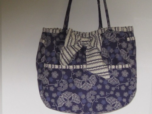 purple cotton fabric quilted tote bag Modern New Fabric Quilted Tote Bags Inspirations