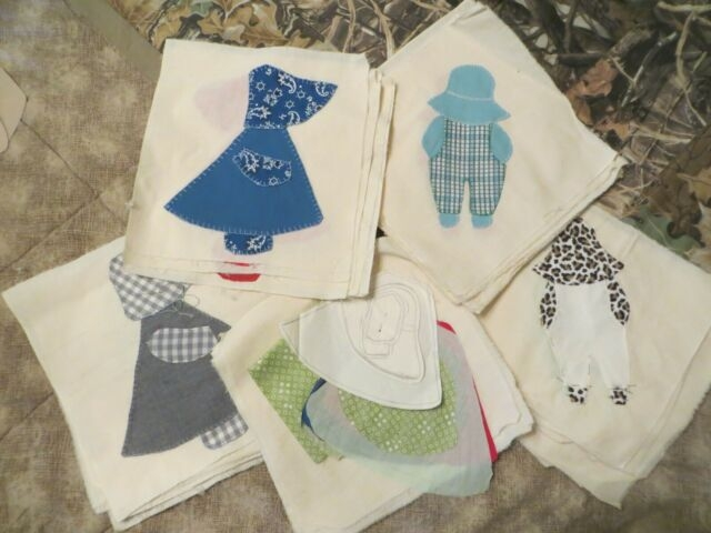 quilt blocks overall sam and sunbonnet sue quilt designs Overall Sam Quilt Block