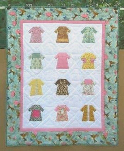 quilt pattern childs quilt little dresses Stylish Little Girl Quilt Patterns Gallery