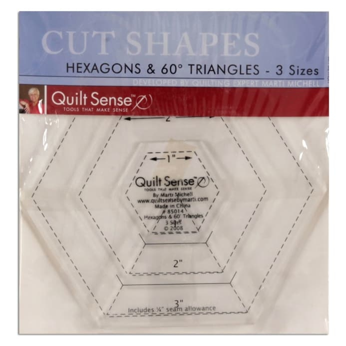 quilt sense hexagons 60 degree triangles Cozy Quilt Sense Wonder Triangles Inspirations