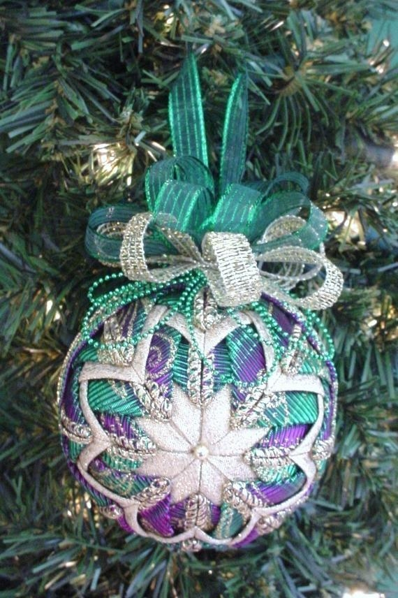 quilted christmas ornament pattern pdf tutorial hc christmasornament on etsy Stylish Quilted Ornament Pattern Gallery