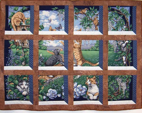 quilting board Cool Attic Windows Quilt Pattern Inspirations