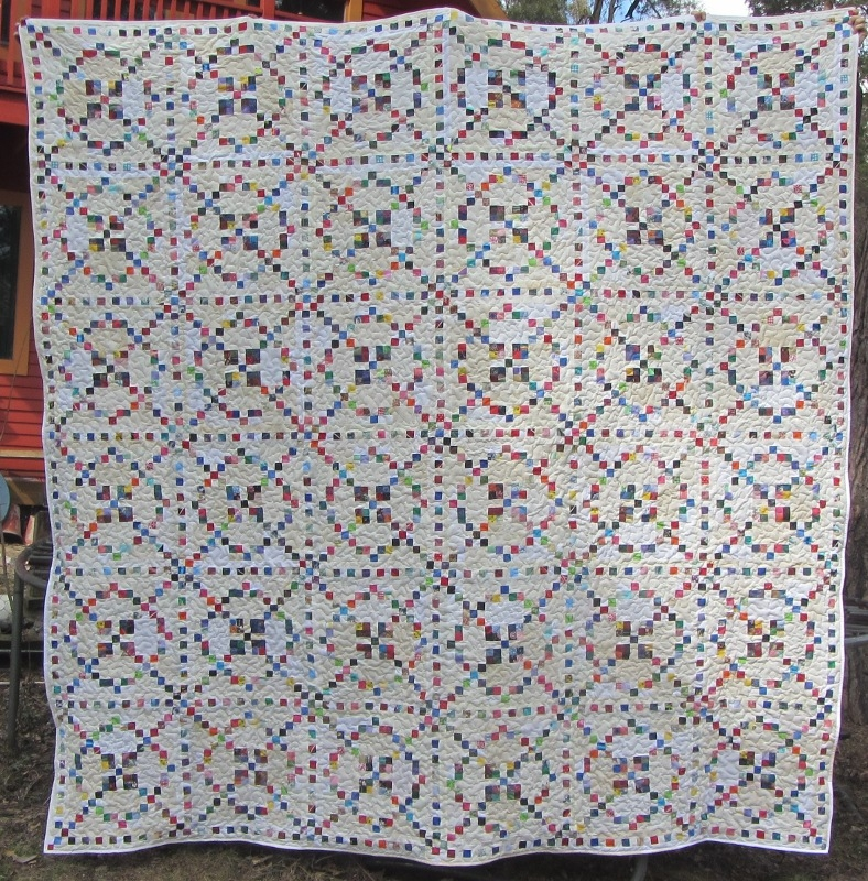 quilting board Interesting Burgoyne Surrounded Quilt Pattern