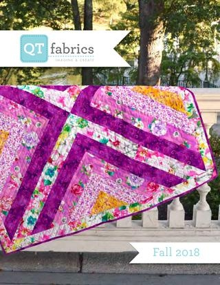 quilting treasures fall 2018 fabric collection Modern Quilting Treasures Patterns