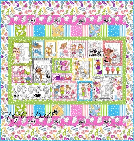 quilting treasures free patterns free quilt pattern for Modern Quilting Treasures Patterns
