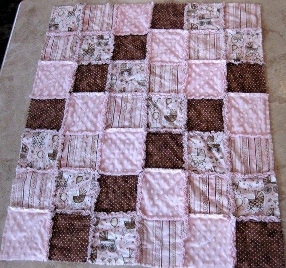 rag instructions quilt pattern make a rag quilt ba toddler Cool Flannel Rag Quilt Patterns Gallery