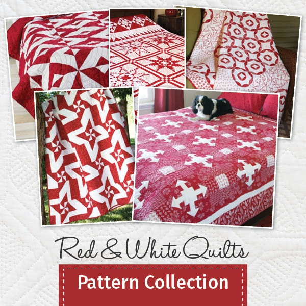 red white quilts pattern collection Cool Red And White Quilt Patterns