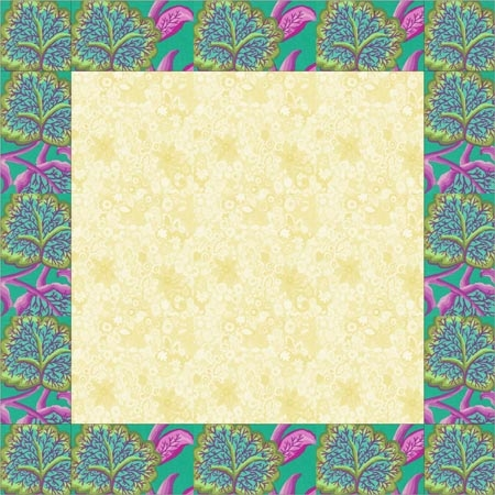 seams in quilt borders Elegant Borders For Quilts Patterns Inspirations