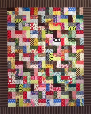 selvage blog attic stairs scrap buster Cozy Quilt Blogs With Patterns
