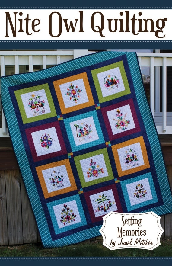setting memories quilt pattern Cozy Photo Memory Quilt Patterns Gallery