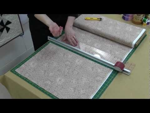sew easy roller cutter youtube Sew Easy Quilt Ruler Cutter Inspirations