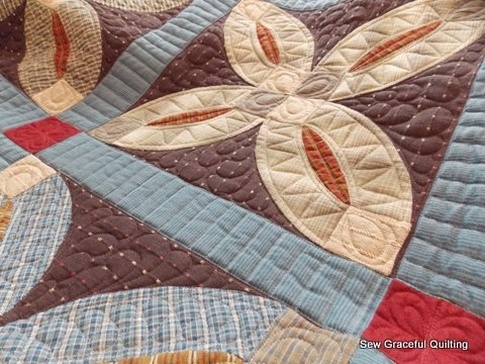 sew graceful custom quilting photo gallery Elegant Sew Graceful Quilting Gallery
