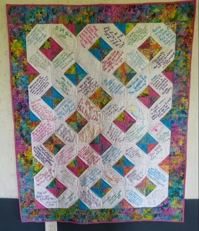 signature quilt quilts signature quilts batik quilts Stylish Signature Quilt Patterns Inspirations