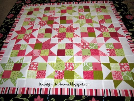 so how long did that quilt take to make star quilt blocks Cozy 5 Inch Square Quilt Patterns Gallery