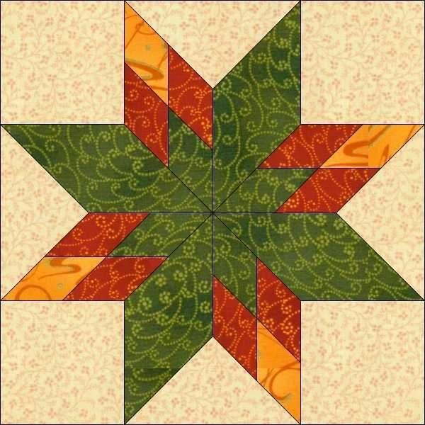 star block pattern 8 inch block quilt blocks quilt block 8 Inch Quilt Block Patterns