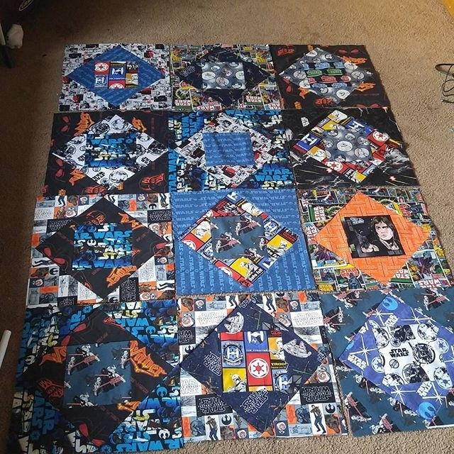 star wars fabric camelot fabrics freshly made star wars Unique Star Wars Quilt Fabric Inspirations
