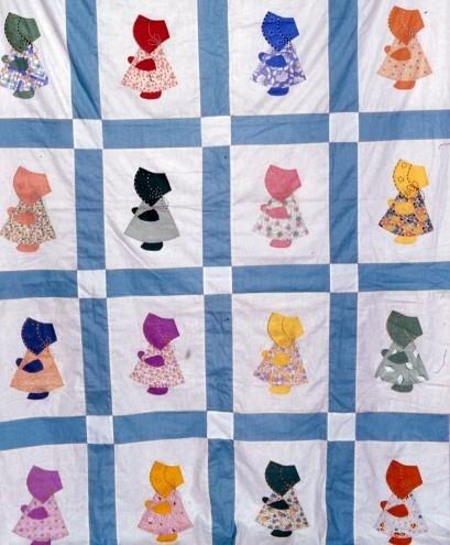 sunbonnet sue quilt free quilt patterns Interesting Sunbonnet Sue Quilt Pattern
