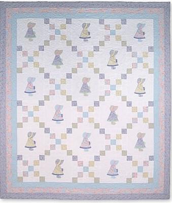 sunbonnet sue quilt pattern Interesting Sunbonnet Sue Quilt Pattern