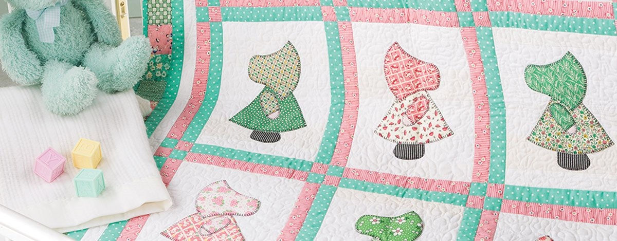 sunbonnet sue woman with a past Elegant Duch Boy Quilt Pillow Accesdoriies Gallery