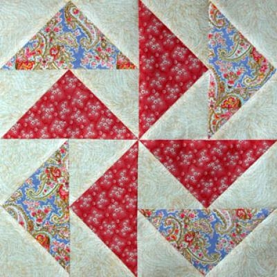 super simple flying geese quilt tutorial suzy quilts Quilt Pattern Flying Geese Variation