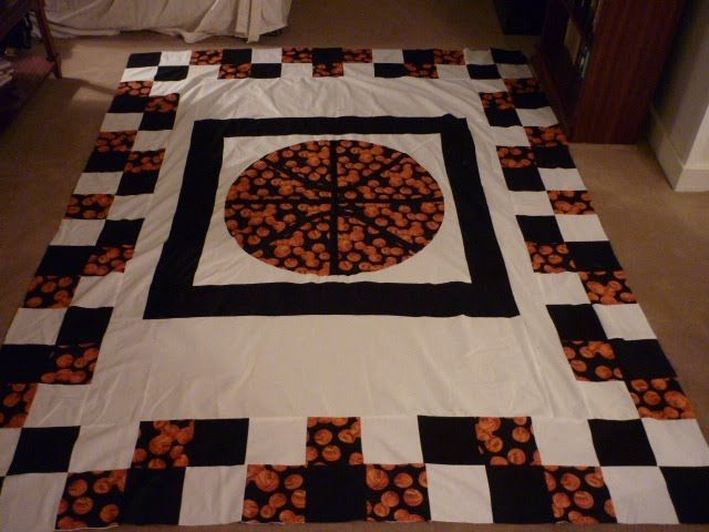the cursed quilt group basketball quilt boy teen quilts Cool Basketball Quilt Pattern Gallery