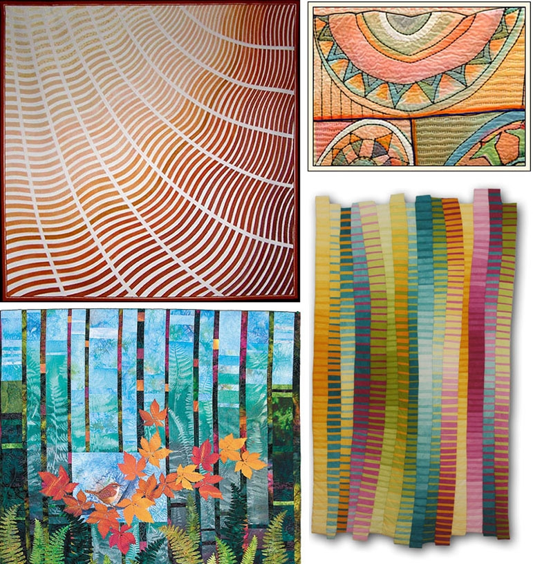 the history of the american quilt art quilts pattern observer Modern Contemporary Art Quilt Patterns Inspirations