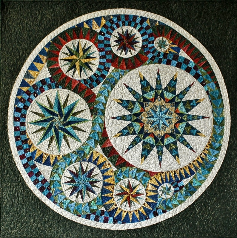 the hoffman challenge becolourful quilts Stylish Celtic Quilt Pattern Ideas