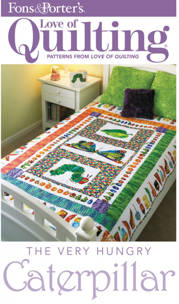 the very hungry caterpillar quilt pattern download Elegant The Very Hungry Caterpillar Quilt Pattern Gallery