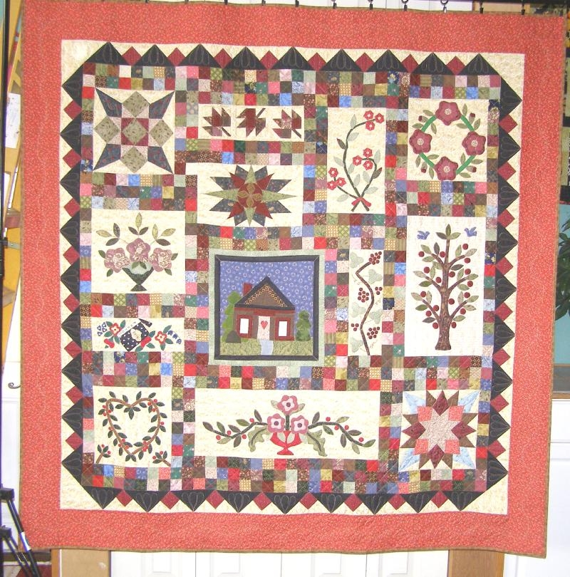 the world according to me grandmas country album i Interesting Grandmas Country Album Quilt Pattern