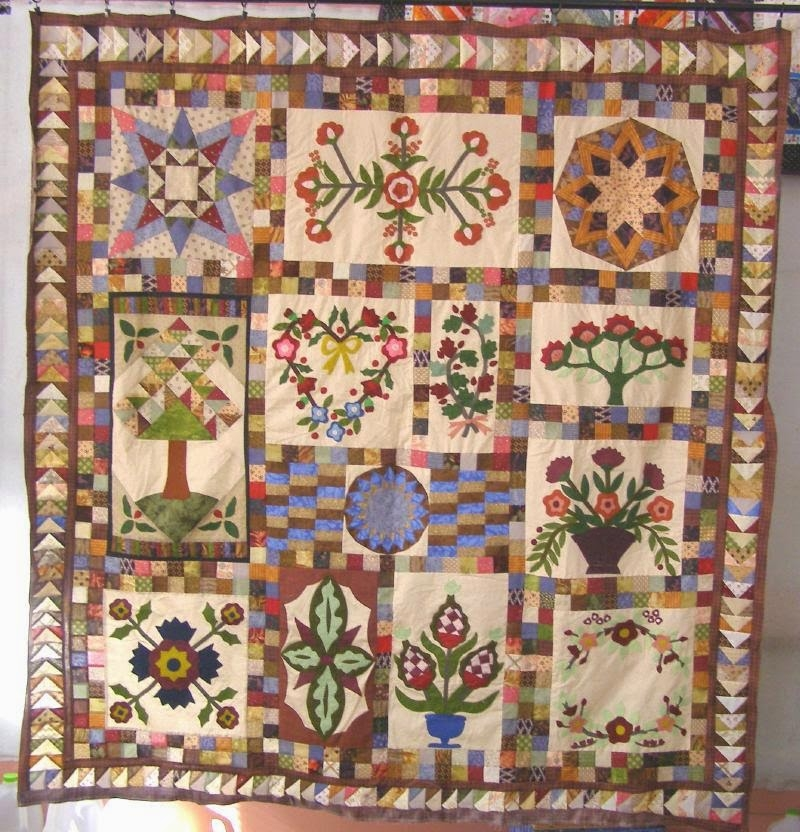 the world according to me grandmas country album ii Interesting Grandmas Country Album Quilt Pattern