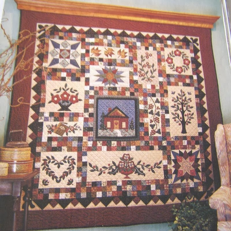 the world according to me grandmas country album Interesting Grandmas Country Album Quilt Pattern