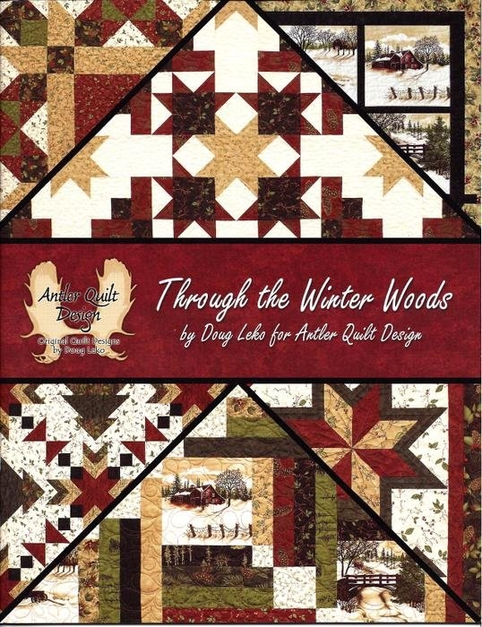 through the winter woods book Stylish QuiltThrough Design Gallery