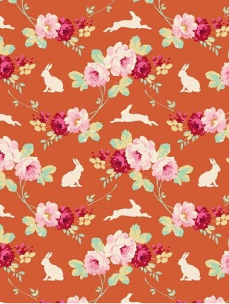 tilda fabric norwegian designer fabric floral print New Pink Floral Quilting Fabric Inspiration Gallery
