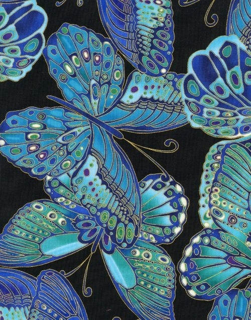 timeless treasures shimmer butterflies quilt fabric fat Cool New Timeless Treasures Quilt Fabric Inspiration Gallery