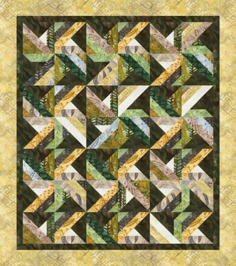 tradewinds designer pattern robert kaufman fabric company Cool Tradewinds Quilt Pattern