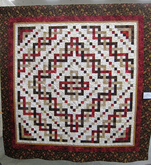 trinity celtic knot quilt quilting land quilting Unique Celtic Knot Quilt Patterns Inspirations