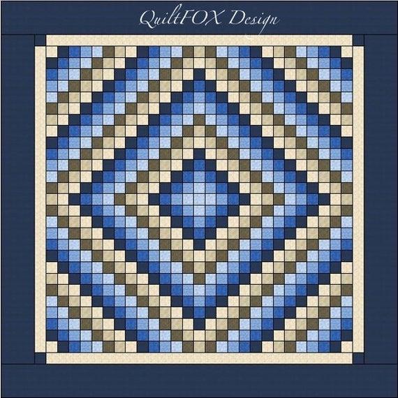 trip around the world quilt pattern king size 105 x 105 Cozy Around The World Quilt Pattern Gallery