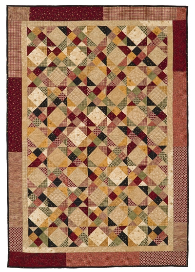 twin sisters quilt epattern Interesting Twin Sisters Quilt Pattern
