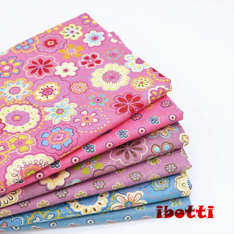 us 1019 15 off6 pcslot 1822inch fat quarters quilting fabric bundles for quilting bundle tilda fabric for sewing crafting in fabric from home Elegant Fabric Bundles For Quilting Gallery