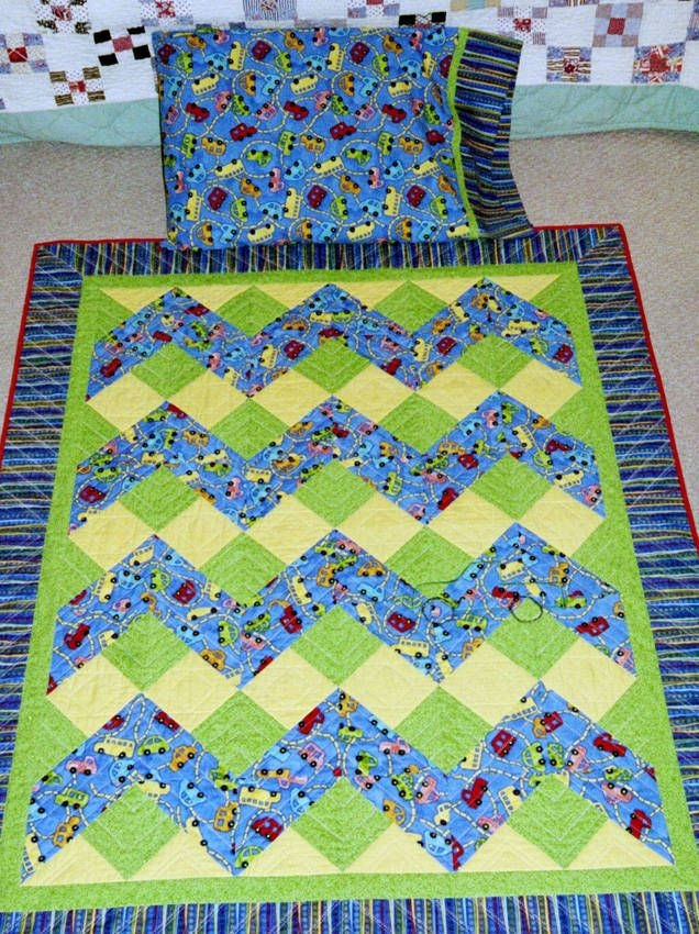 use this gallery of inspiring ideas for ba boy quilts Cozy Quilts For Kids Patterns Gallery
