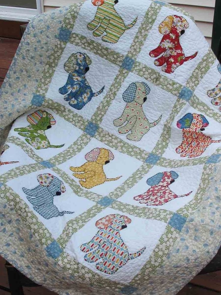 vintage quilt patterns puppy love quilt pattern vintage Cozy Antique Quilt Block Patterns Gallery