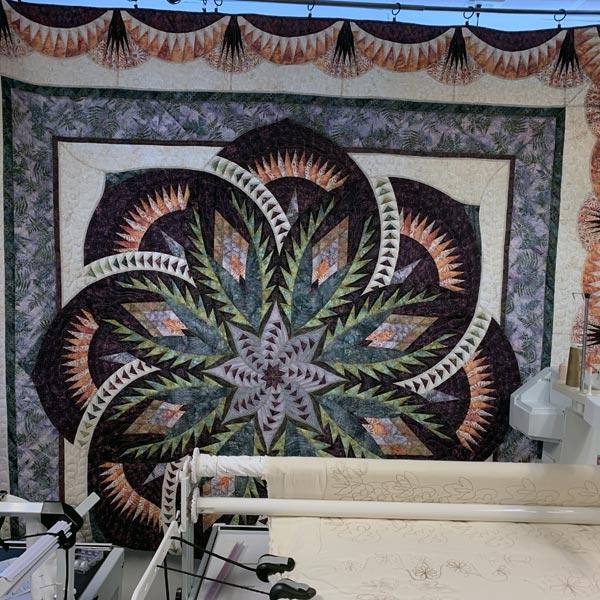 vintage rose Stylish Vintage Rose Quilt Pattern Inspirations