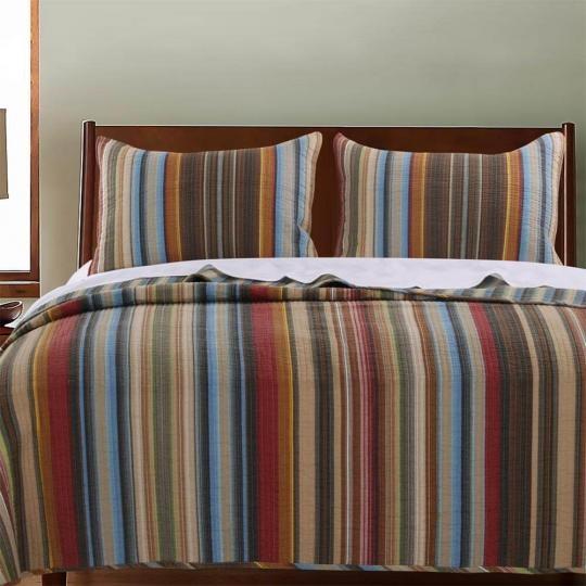 vintage stripe quilt sets Interesting Vintage Quilt Sets Inspirations