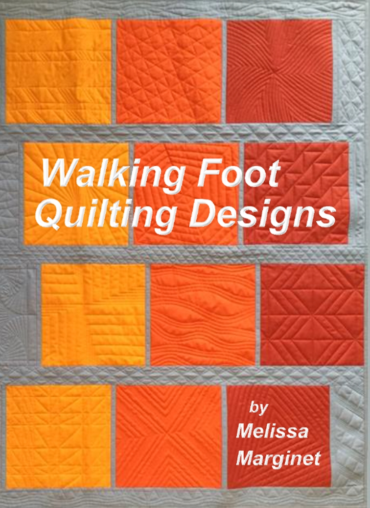 walking foot quilting designs straight line quilting Cool Walking Foot Quilting Patterns Inspirations