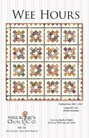 wee hours quilt pattern miss rosies quilt company Modern Miss Rosie Quilt Patterns