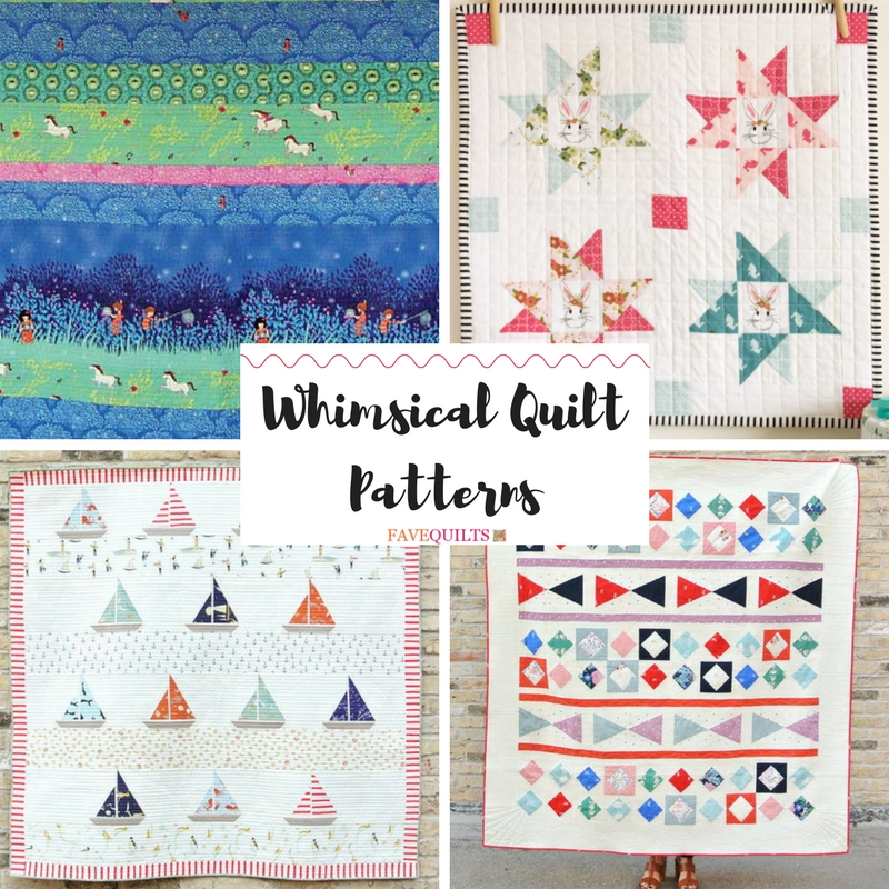whimsical quilt patterns 12 playful quilts to sew seams Whimsical Quilt Patterns Inspirations