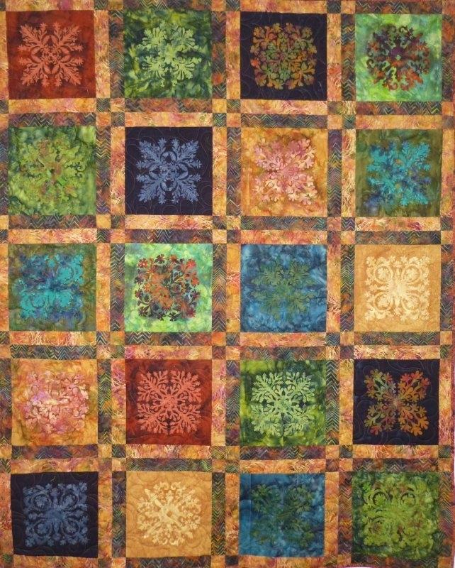 wild thing hoffman bali tiles volcano bali fabrics quilting New Bali Fabrics Quilting