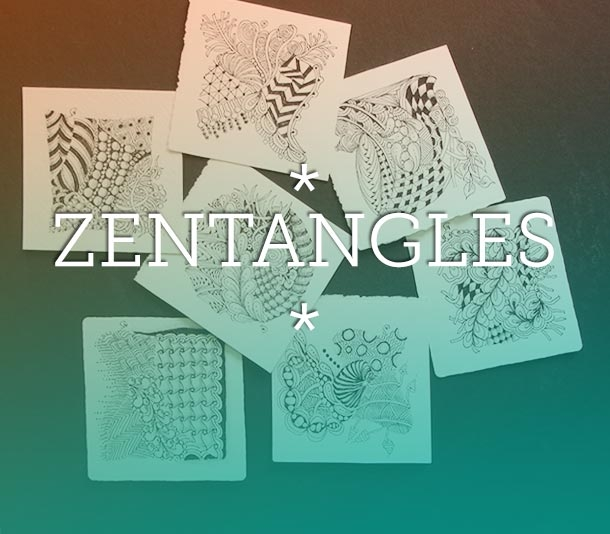 zentangles abstract drawing technique for quilting Cozy Zentangle Quilting Patterns Gallery