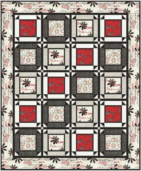 zuzu free quilt pattern timeless treasures quilt blocs Cool Timeless Treasures Quilt Patterns
