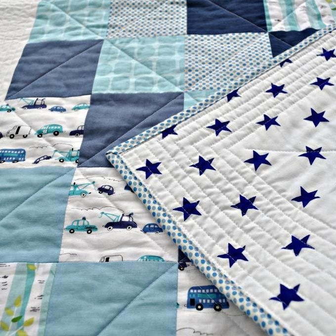 ba quilt patterns easy and adorable ba boy quilt Baby Boy Quilt Patterns Inspirations